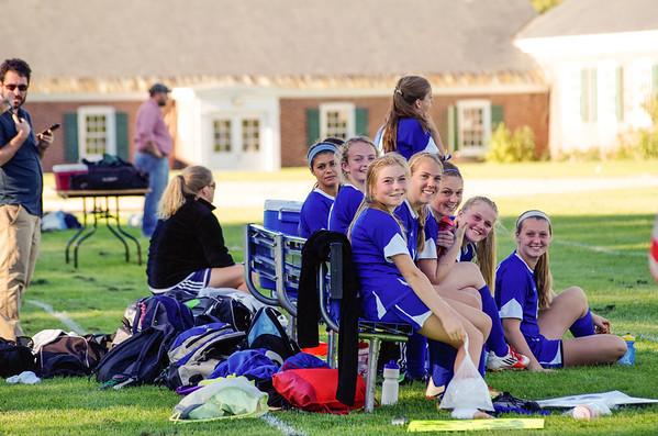 Soccer - Varsity Girls 2013-14