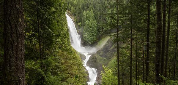 Wallace Falls - Upper Falls