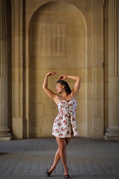 Nova Delaube, Un Jour de Juillet 2019, à Paris