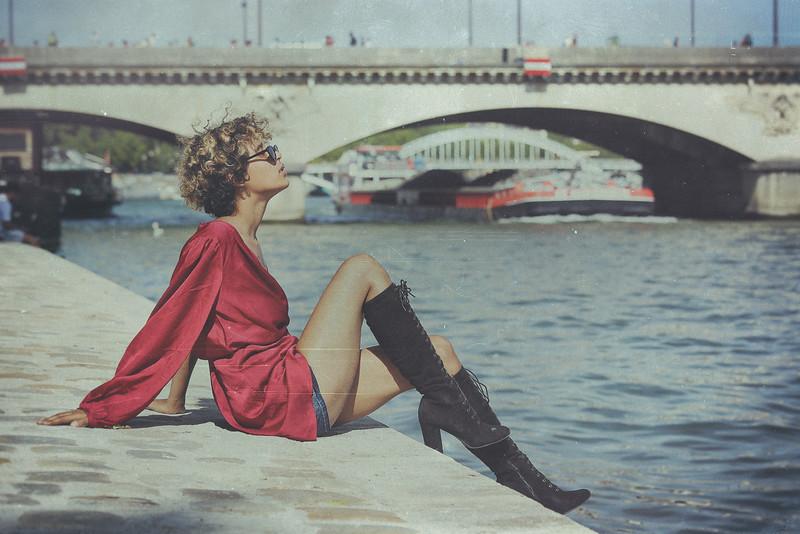 Sertia Saee, Un Jour D' Aout 2019 à Paris