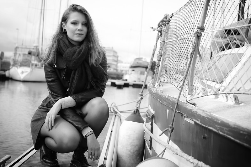 Chloé, Un Jour d' Avril 2019, Au Havre