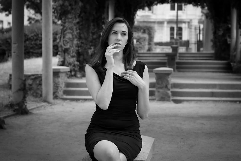 Coraline, Un Jour de Juillet 2019 à Montmartre