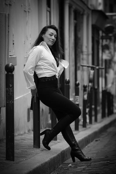 Nova,Un Jour D' Avril 2019, A Montmartre