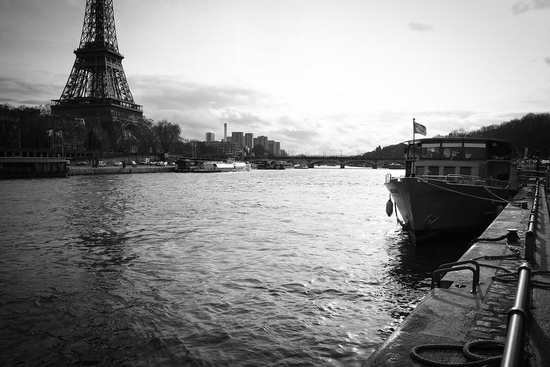 Paris, Un Jour de Mars 2019