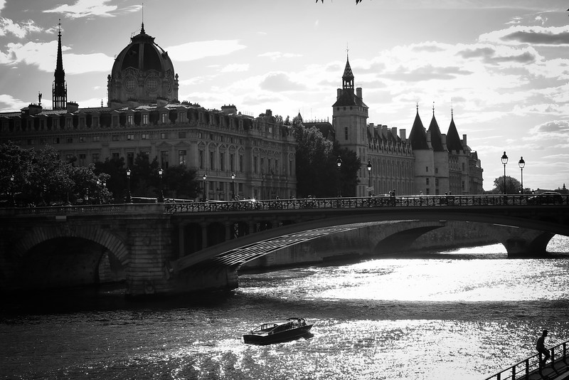 Paris, Un Jour de Juillet 2020