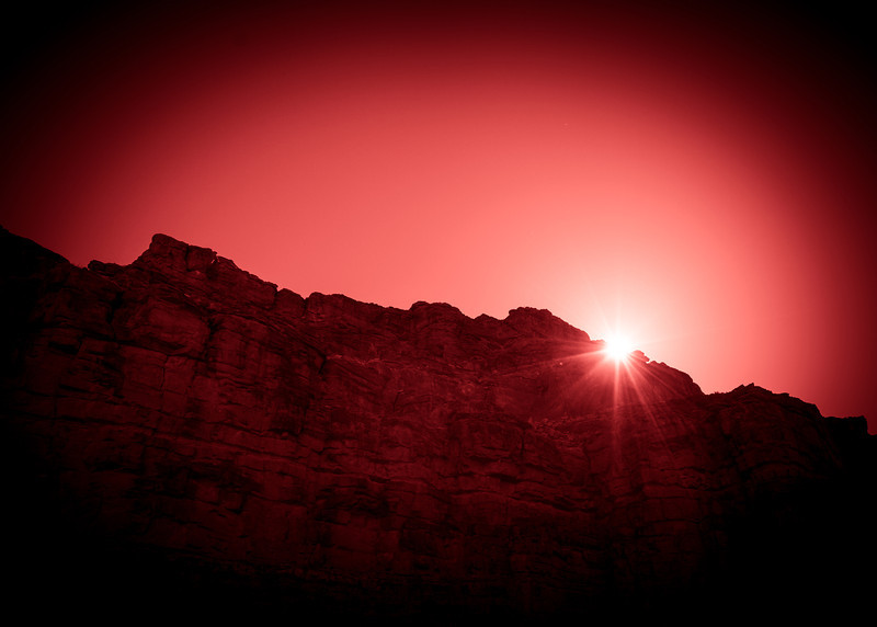 Sunrise In Red (Arizona)