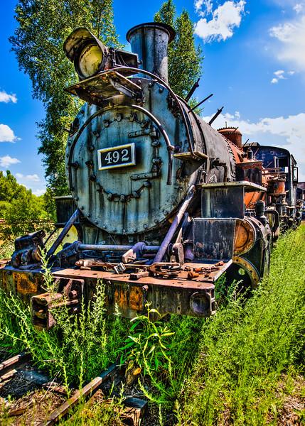 Engine 492 (New Mexico)
