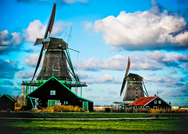 Last Of The Windmills (Netherlands)