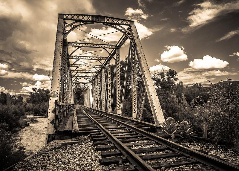 Old Railway Bridge (New Mexico)