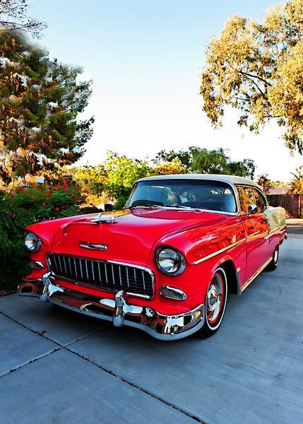 '55 Bel Air (Arizona)