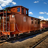 Red Caboose (New Mexico)