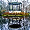 Gazebo On The Pond (Netherlands)