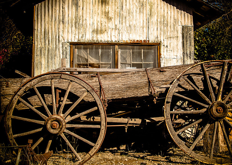 Old West Wagon (Arizona)