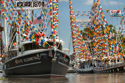 Bayou Petit Caillou annual boat blessing