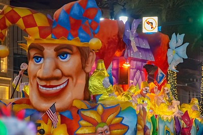 Hermes Parade Mardi Gras 2016