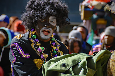 Zulu Parade Mardi Gras 2016