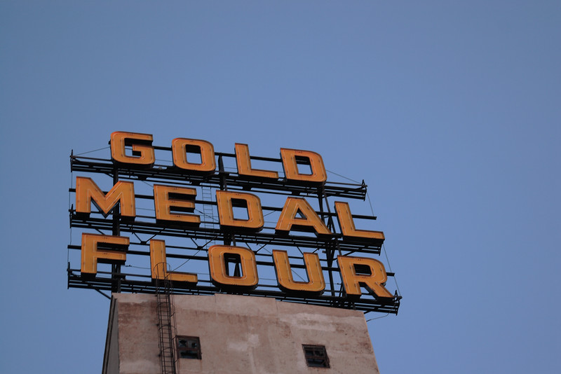 The Gold Medal Flour industry ~ Minneapolis