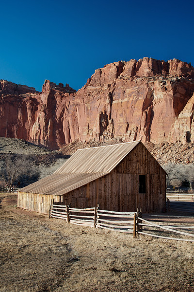 Utah- Capitol Reef National Park
