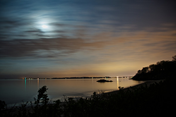Plum Cove, MA- Night