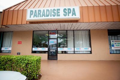 Paradise Spa 15th