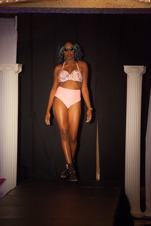 SJA Fashion Show Latrice