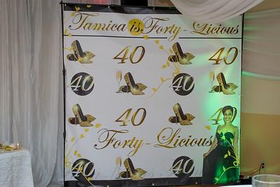 Tamica 40th