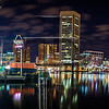 #038 Baltimore Maryland Inner Harbor - Panorama