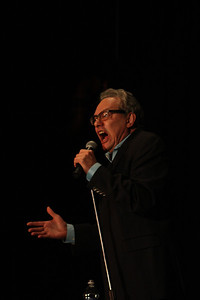 """This is Lewis Black's tenth year coming to UNC for an annual comedy show. Originally Katie Nelson, who worked on a humor magazine asked Lewis to do this. """"It's been going strong ever since!"""" he said. Three UNC students, along with other comedians, opened for Lewis: senior Jack Morgan, sophomore Marcie Maier, and junior Memet Walker. """"I am a big fan of Lewis Black and I really enjoy being involved in the community,"""" Maier said. The show was held in the Student Union auditorium at 7 p.m. on Friday and Saturday.  He made fun of 21st century culture, the government, and Facebook."""