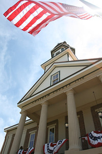 Chatham County Courthouse re-opening.