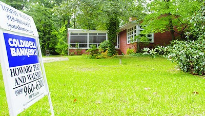 37 Oakwood Dr. where Neil Armstrong lived while he was training at Morehead Planetarium, is now up for sale.
