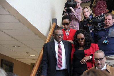 Indictments   Julius Nyang'oro arrived at the Orange County courthouse in HIllsborough Tuesday after being indicted Monday by a grand jury.
