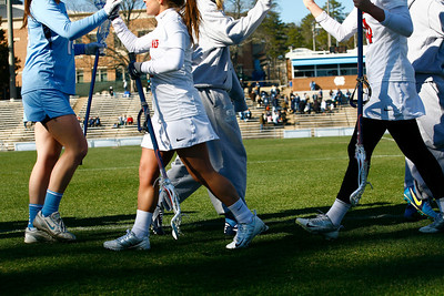 UNC Women's Lacrosse versus Richmond