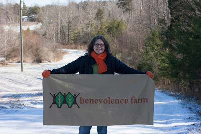 Tanya Jisa is the executive director of Benevolence Farm, a program intended to help female inmates transition out of prison and back into society at large. Jisa hopes to help women and reduce recidivism rates by providing employment and temporary housing on the farm itself