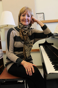 Frederica von Stade, a world-renowned mezzo-soprano, will perform this week with James Meredith, a pianist.