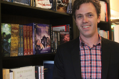 John Claude Bemis of Hillsborough has been selected to be the Peidmont Lauriette for 2013. He is the first to have ever been selected for children's literature.