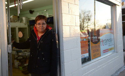 Gloria Gonzalez works at Don Jose, which recently changed its location from East Main Street to Merrit Mill Road. Gonzalez said that the rent prices became too high for the store to remain at its previous location.