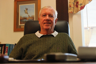 Mac Fitch, president of Fitch Lumber and Hardware in Carrboro, will be inducted into the Chapel Hill-Carrboro Chamber of Commerce's first Business Hall of Fame in mid-November.