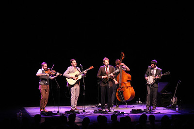 The Punch Brothers played Memorial Hall on Tuesday night. Tom Brousseau opened for the band.