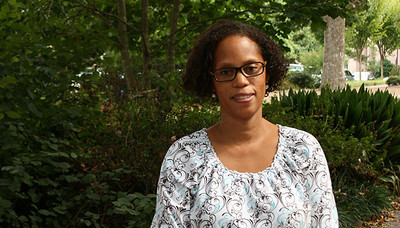 Karla Slocum PhD., was appointed the new head of The Institute for African American Studies in July. A graduate of UVA, she has been with UNC for 15 years, and is an Associate Professor in Anthropology