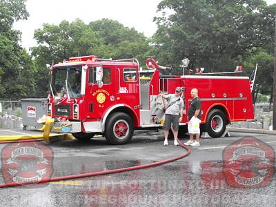 North Arlington Wetdown Rescue 1 06-12-10