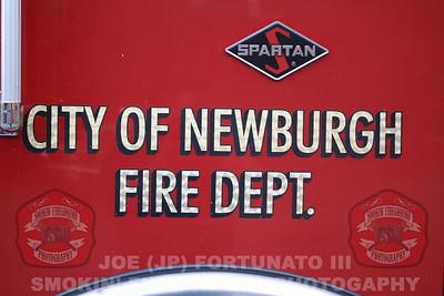 City of Newburgh Fire Dept, Newburgh, NY Photo Shoot 06-17-2011