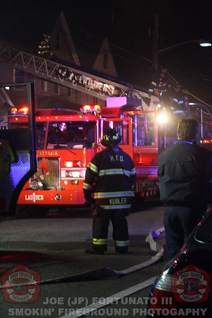Hackensack 2nd Alarm Campbell Ave 12-12-2011