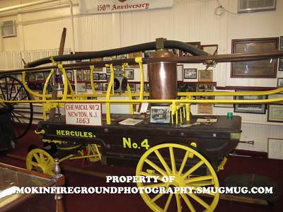 Newton Fire Museum 9-3-2011