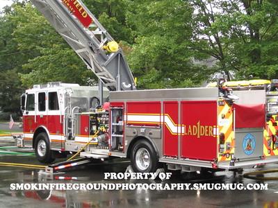 Ridgefield FD Wetdown 9-24-2011