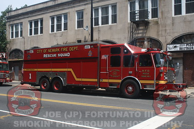 45th Annual Newark Fire Muster 06-03-2012
