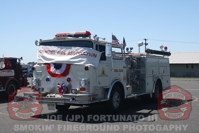 Apparatus Display at the 1st Annual Every Day Hero's Concert