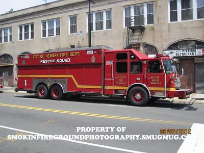 Newark Fire Muster 06/03/2012 Photos by M Shaffer