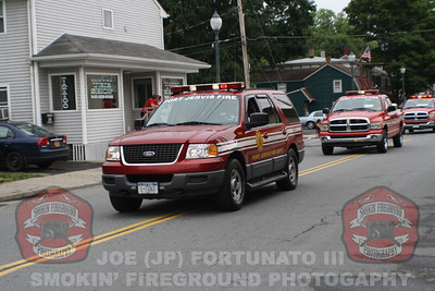 Port Jervis, NY 162nd Annual Firemen's Parade 07-07-2012