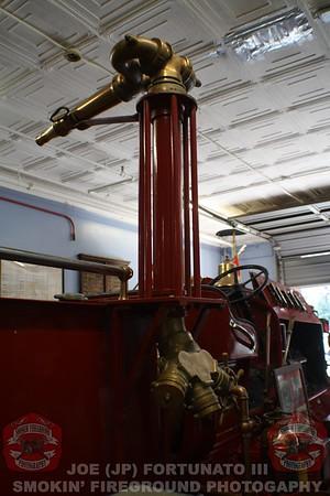 Smokin Fire Photos visits the Hoboken, NJ Fire Museum 07-14-2012