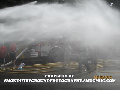 Wallington FD Wetdown 6-9-2012